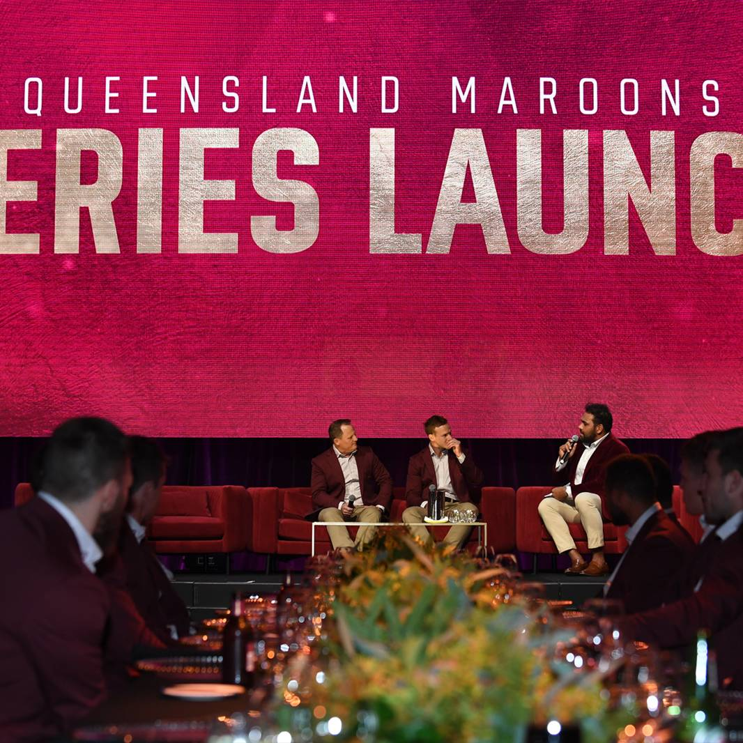 QLD Maroons Long Lunch2