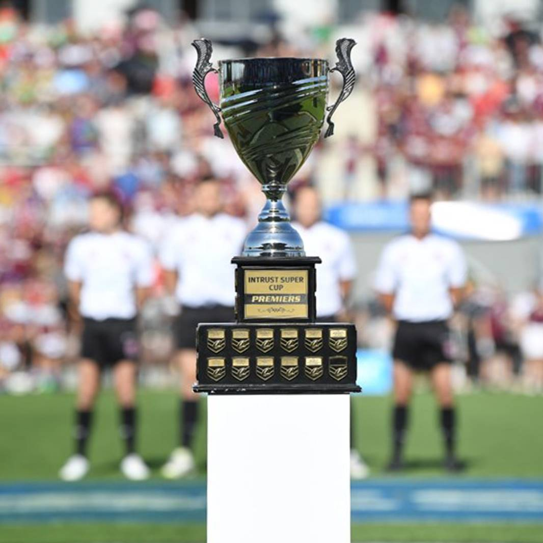 Intrust Super Cup Grand Final - General Admission3