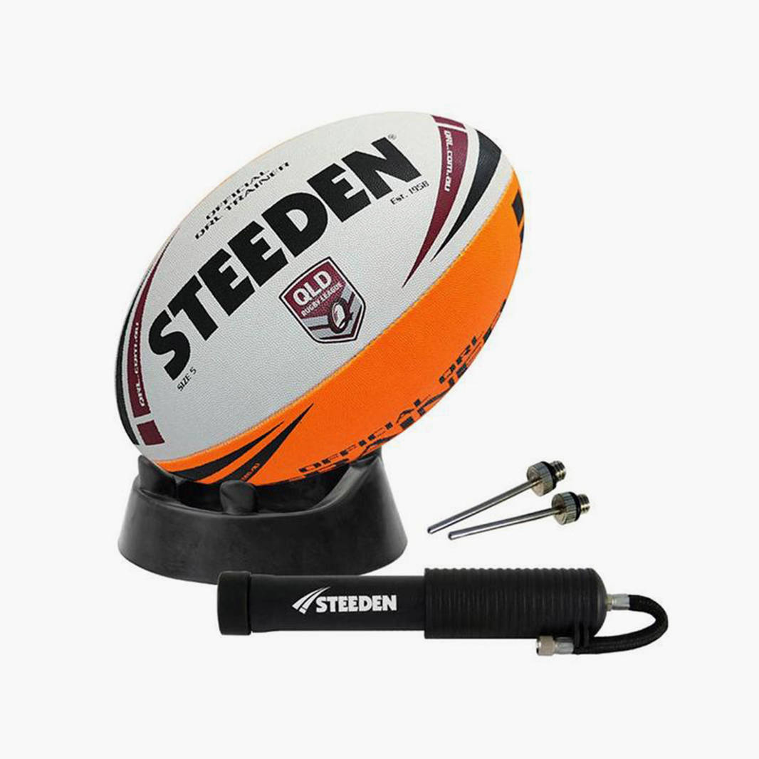 Steeden QRL Football Pack Mini0