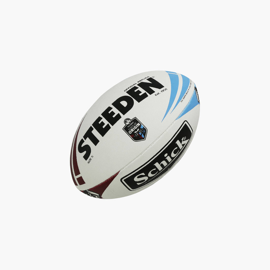 Steeden State of Origin Replica Football Sz50