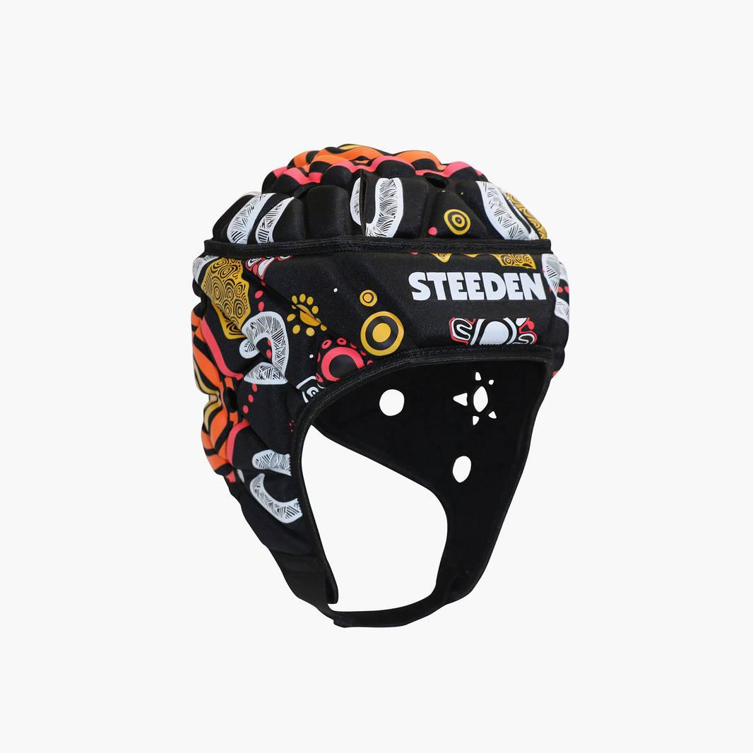 Steeden Indigenous Headgear0