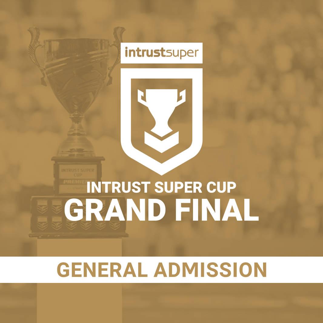 Intrust Super Cup Grand Final - General Admission0