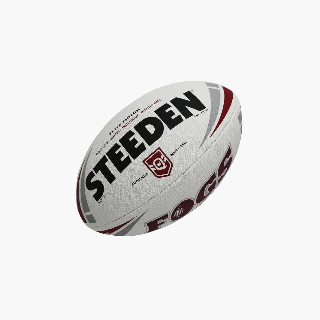 Steeden QRL Elite Match Football Mini0