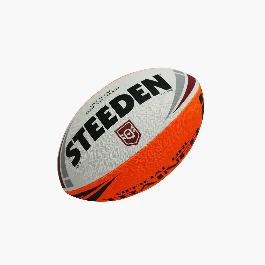 Steeden QRL Training Football Sz50
