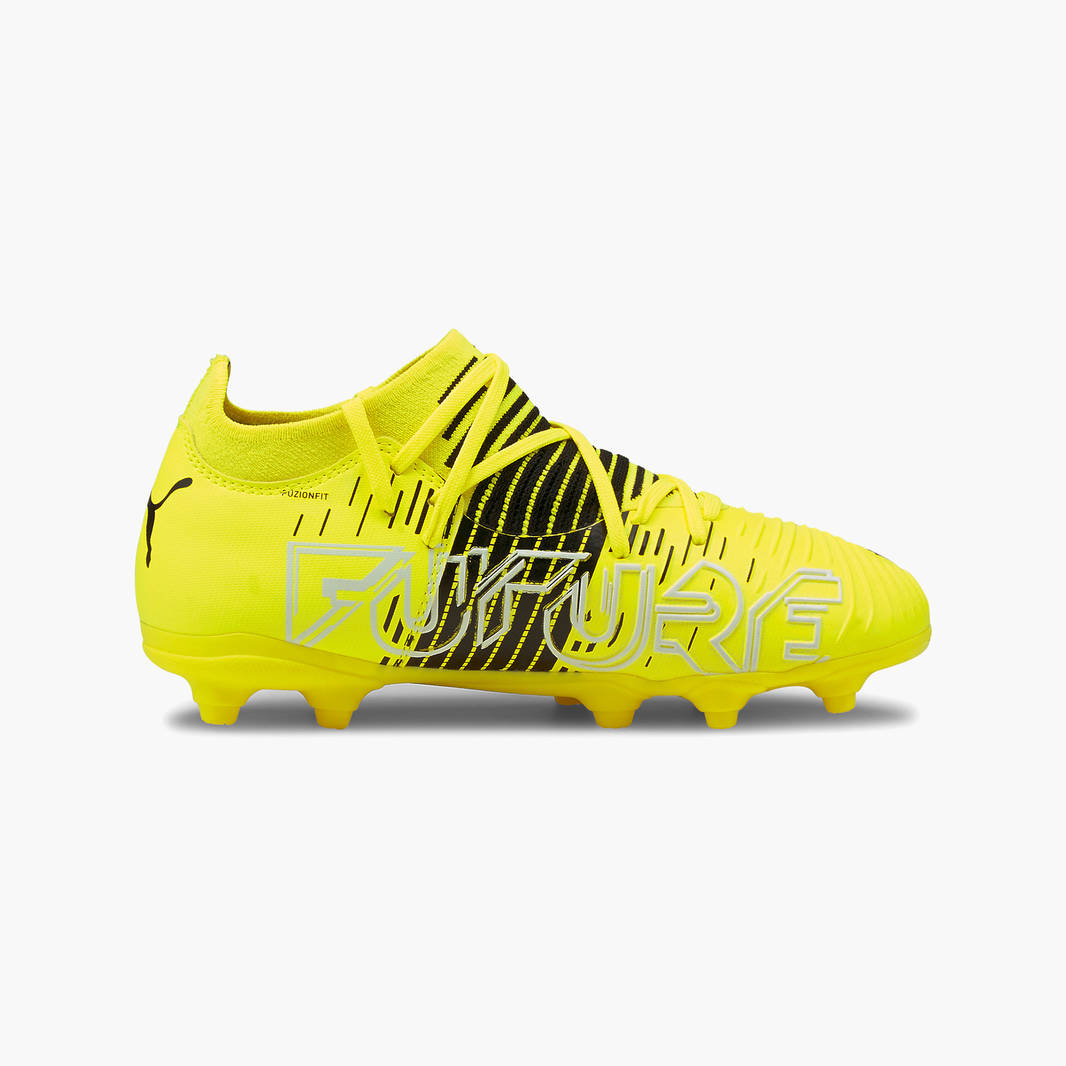 PUMA FUTURE Z 3.1 FG/AG Jnr Football Boots3