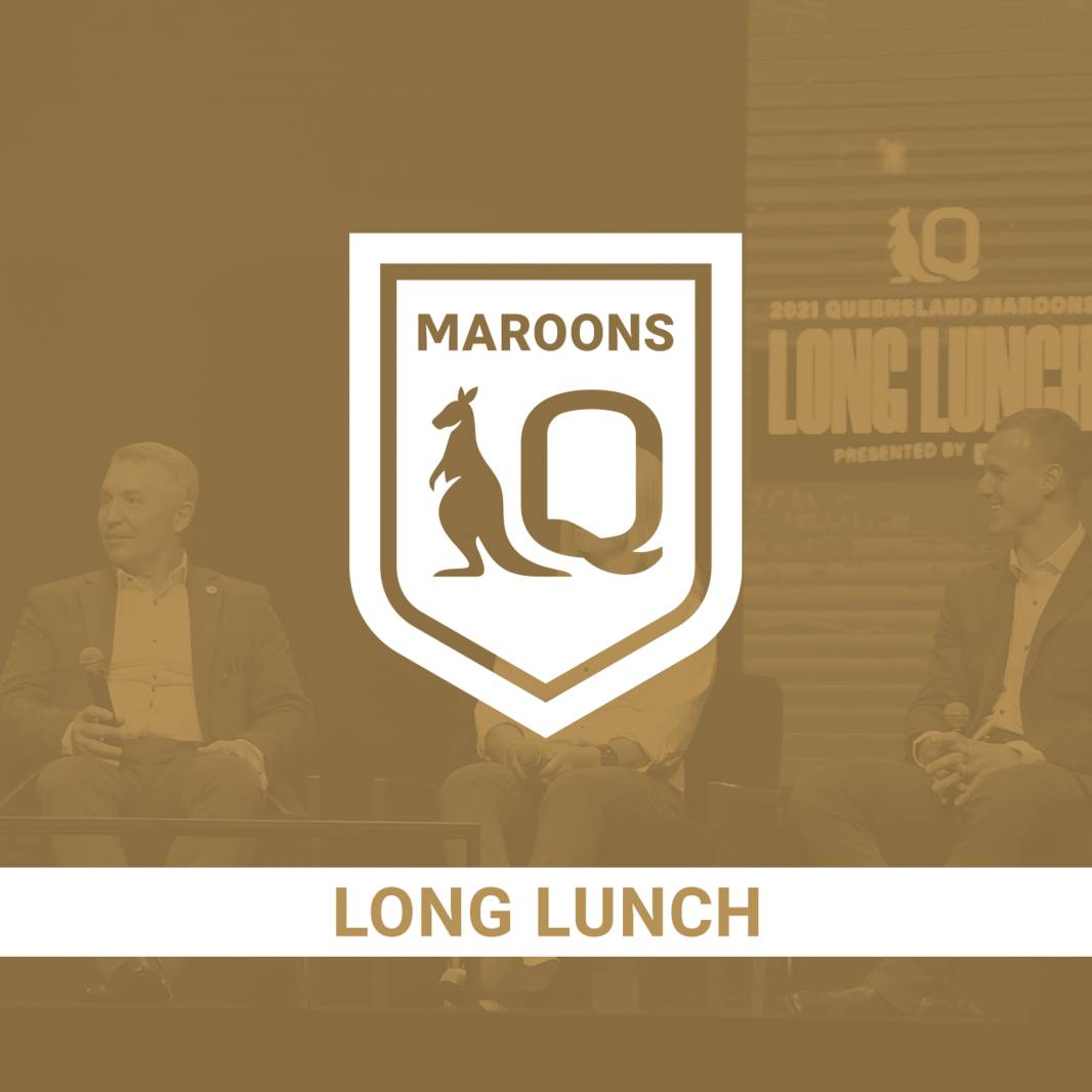 QLD Maroons Long Lunch 20220