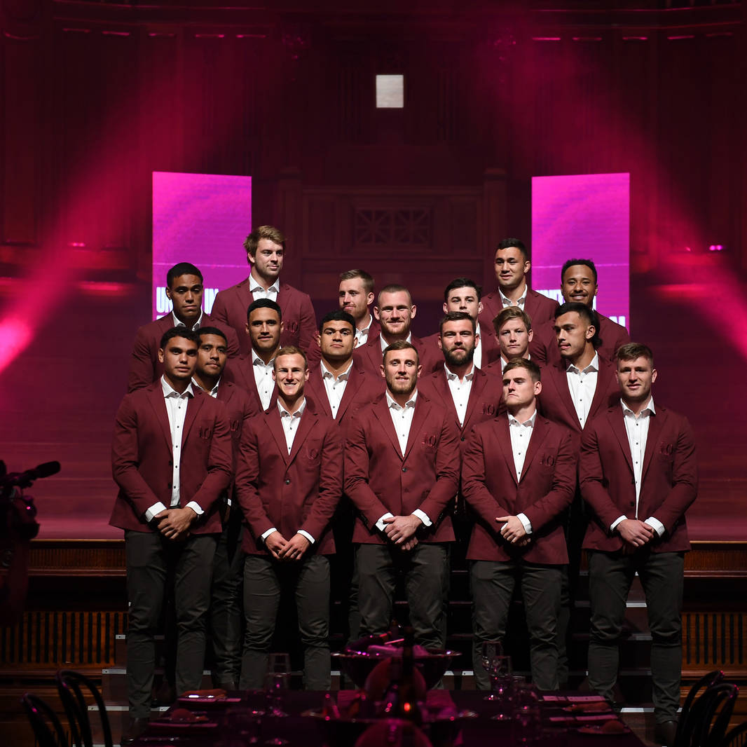 QLD Maroons Long Lunch 20222