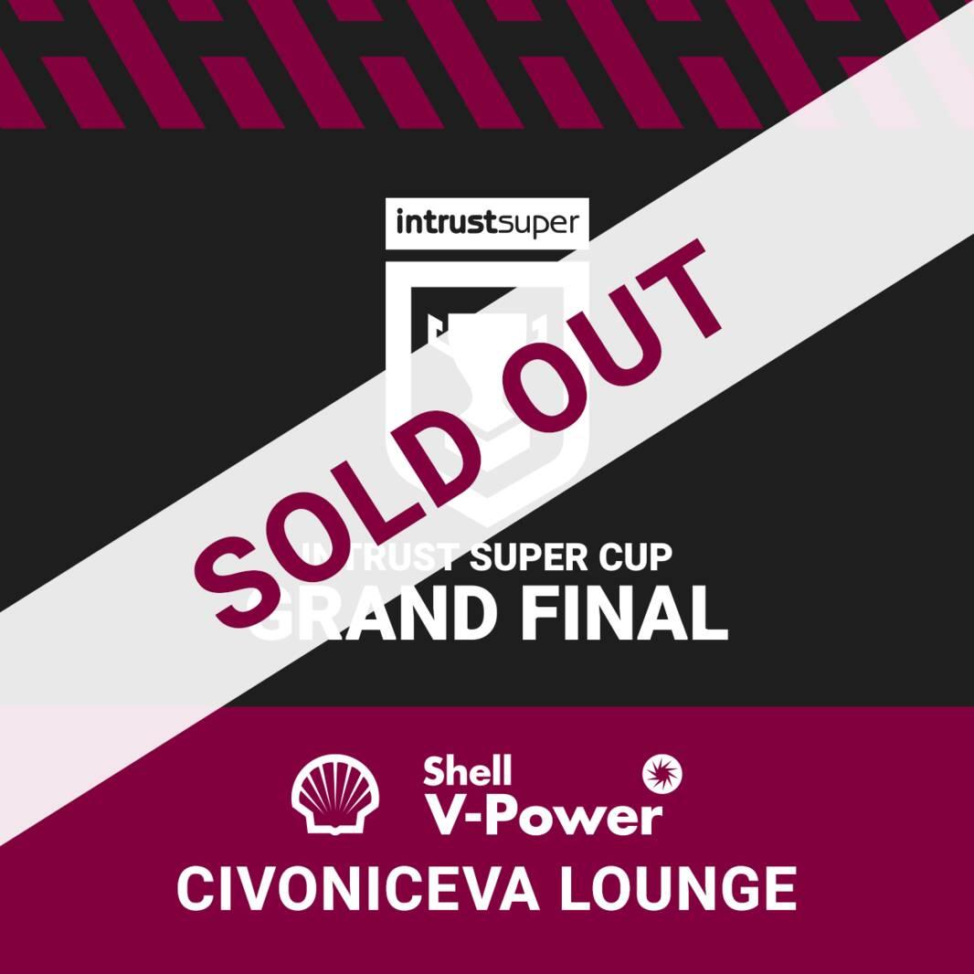 Intrust Super Cup Grand Final - Shell V-Power Civoniceva Lounge0