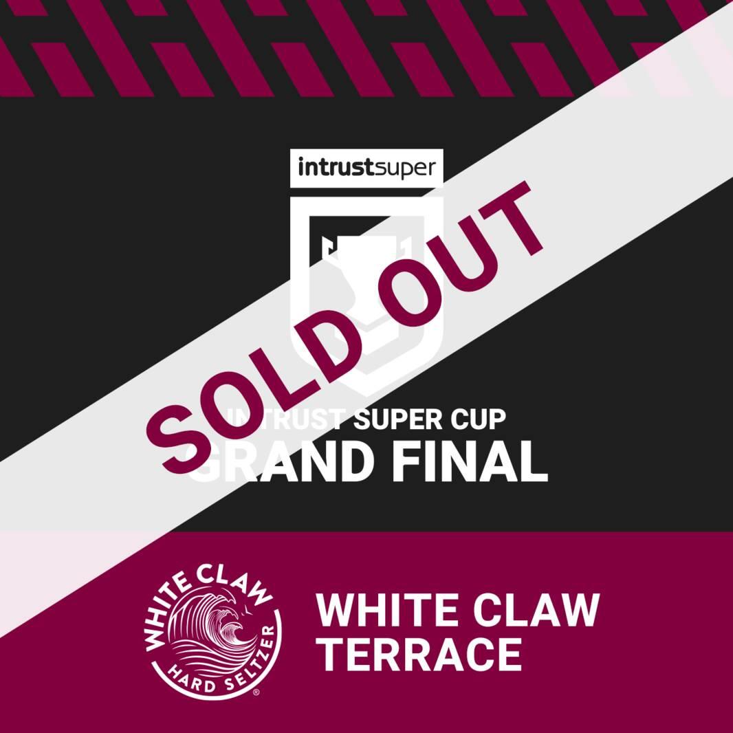 Intrust Super Cup Grand Final - White Claw Terrace0